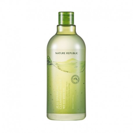 NATURE REPUBLIC JEJU SPARKLING WATER 510ML