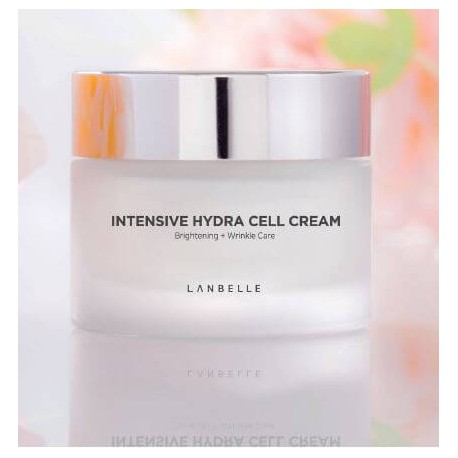 LANBELLE INTENSIVE HYDRA CELL CREAM 50ML