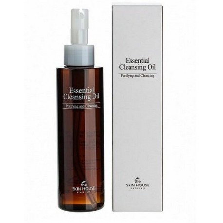THE SKIN HOUSE ESSENTIAL CLEANSING OIL 150ML