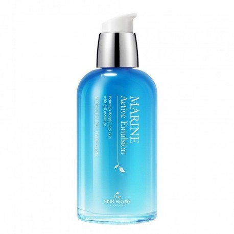 THE SKIN HOUSE MARINE ACTIVE EMULSION 130ML