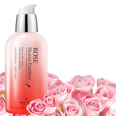 THE SKIN HOUSE ROSE HEAVEN EMULSION 130ML
