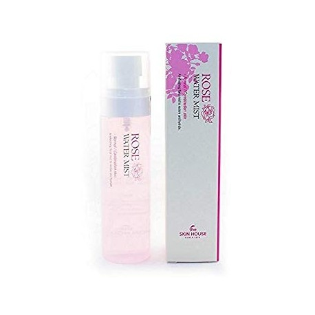THE SKIN HOUSE ROSE WATER MIST 80ML