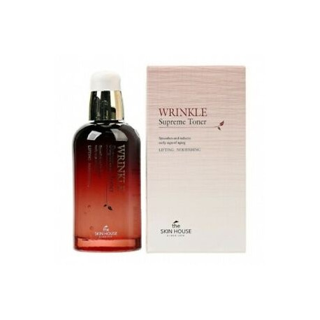 THE SKIN HOUSE WRINKLE SUPREME TONER 130ML