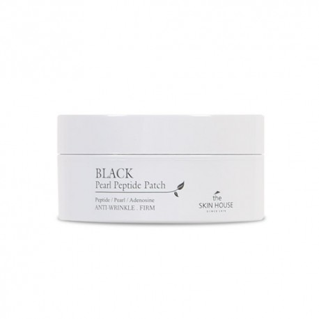 THE SKIN HOUSE BLACK PEARL PEPTIDE PATCH 60 PARCHES 90G