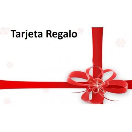 TARJETA VALE REGALO