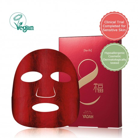 YADAH RED HEATING FOIL MASK