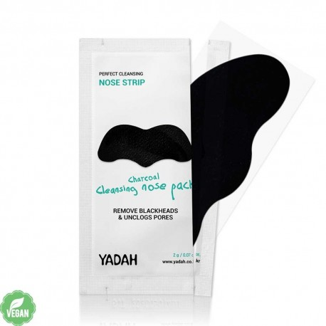 YADAH CHARCOAL CLEANSING NOSE PACK 1 PCS