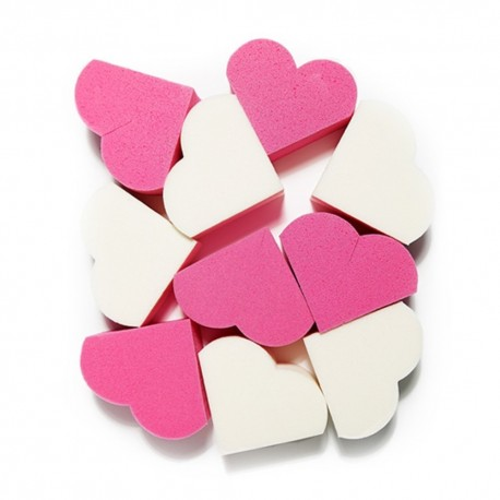ETUDE HOUSE MY BEAUTY TOOL HEART SHAPE PUFF
