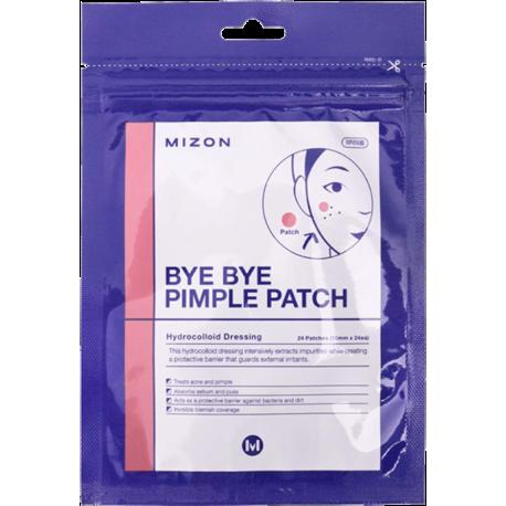 MIZON BYE BYE PIMPLE PATCH 24 PARCHES