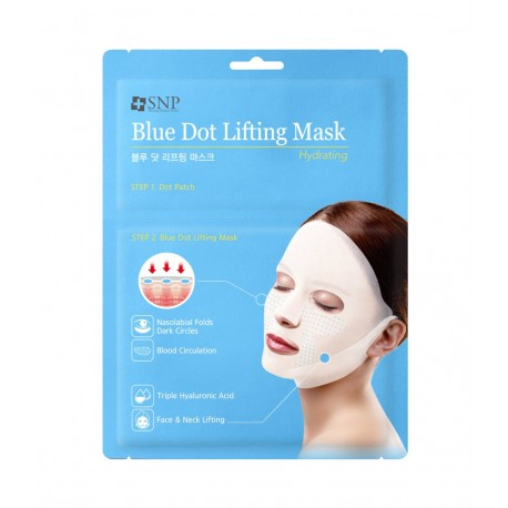 SNP BLUE DOT LIFTING MASK
