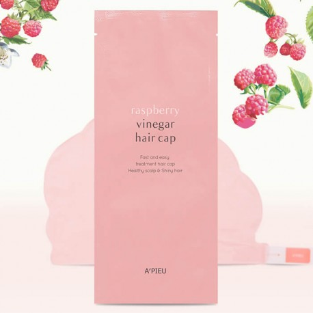 APIEU RASPBERRY VINEGAR HAIR CAP 35G