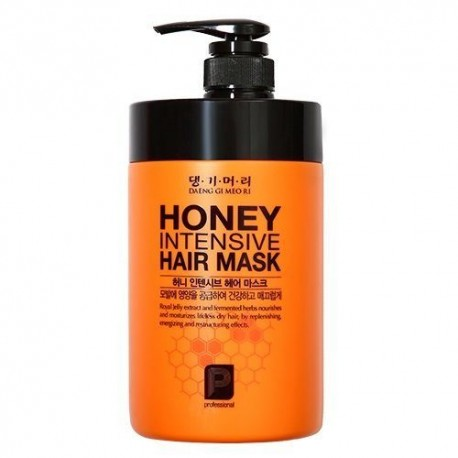 DOORI HONEY INTENSIVE HAIR MASK 1000 ML