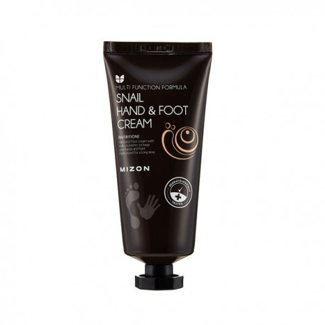 MIZON HAND & FOOT CREAM SNAIL 100ML