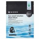 MIZON SEA WEED SOLUTION BLACK MASK 25G