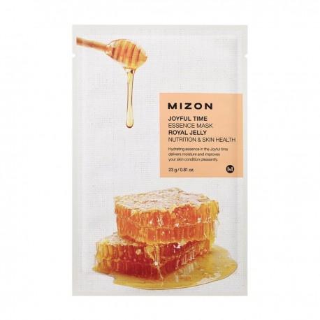 MIZON JOYFUL TIME ESSENCE MASK ROYAL JELLY NUTRITION & SKIN HEALTH 23g
