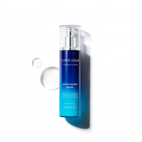 MISSHA SUPER AQUA ULTRA HYALURON SERUM 50ML