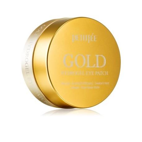 PETITFEE GOLD HYDROGEL EYE PATCH (60uds)