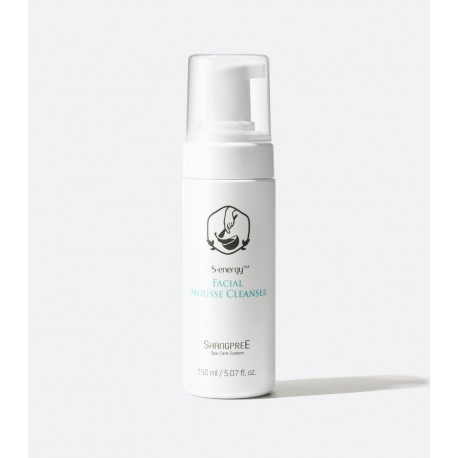 SHANGPREE - S ENERGY FACIAL MOUSSE CLEANSER 150ML