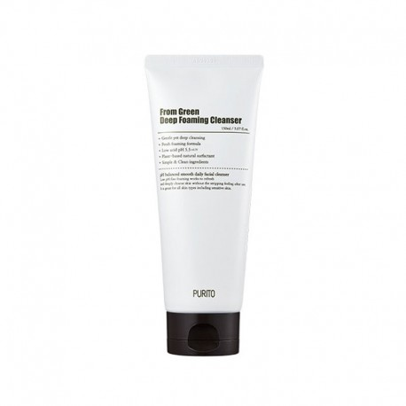 PURITO FROM GREEN FOAMING CLEANSER 150ML