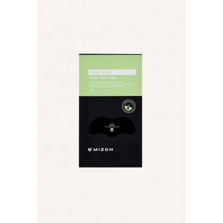 MIZON PORE FRESH CLEAR NOSE PACK