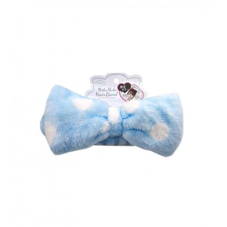 OHEYA MOKOMOKO HAIR BAND DOT BLUE