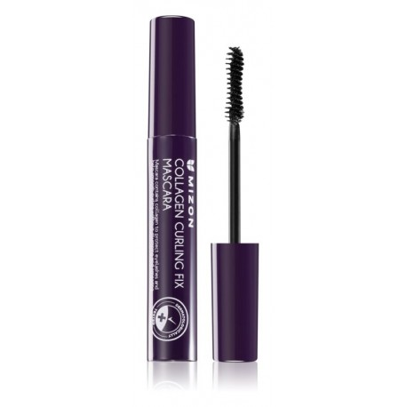 MIZON COLLAGEN CURLING FIX MASCARA 01 BLACK