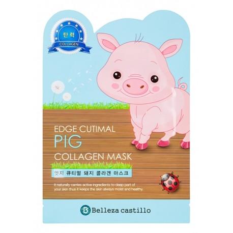 BELLEZA CASTILLO MASK PIG COLLAGEN