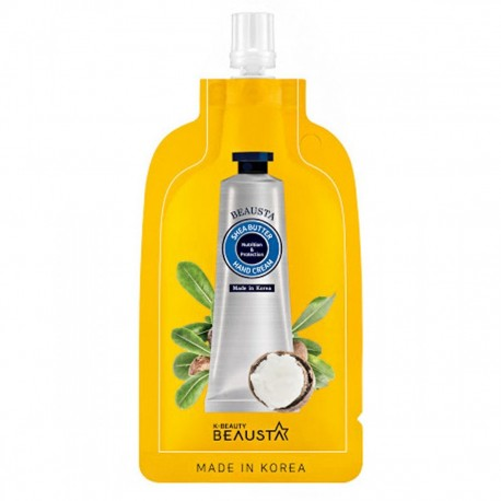 BEAUSTA SHEA BUTTER HAND CREAM 20ML