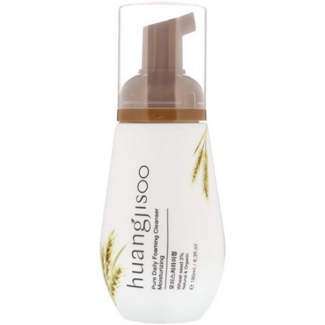 HUANGJISOO PURE DAILY FOAMING CLEANSER MOISTURIZING