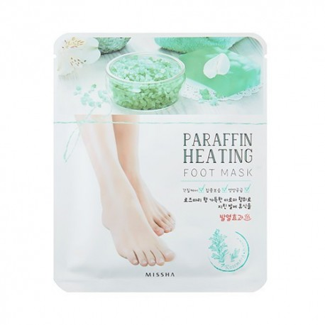MISSHA PARAFFIN HEATING FOOT MASK