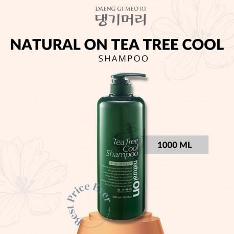 DOORI NATURAL ON TEA TREE COOL SHAMPOO 280ML