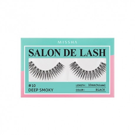 MISSHA SALON DE LASH Nº 10 - DEEP SMOKY