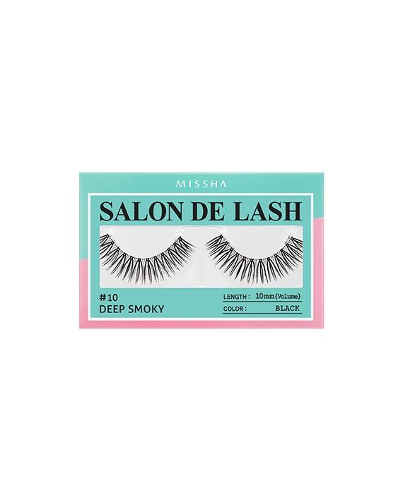 MISSHA SALON DE LASH Nº 10 - DEEP SMOKY