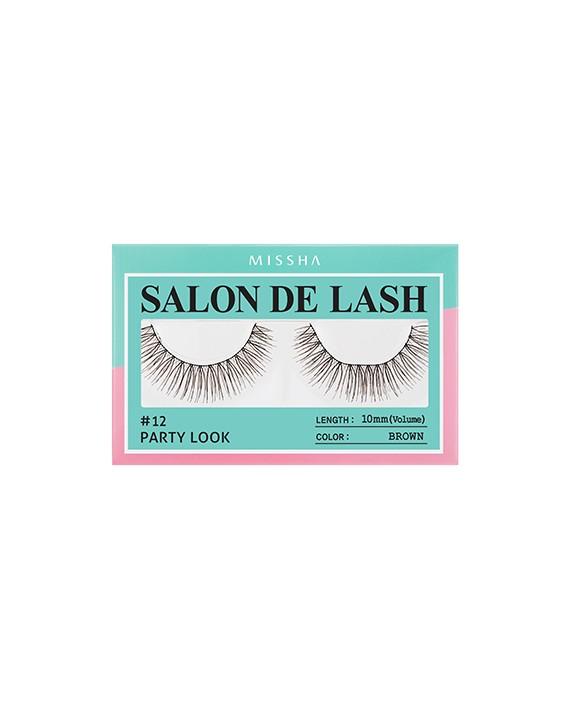MISSHA SALON DE LASH Nº 12 - PARTY LOOK