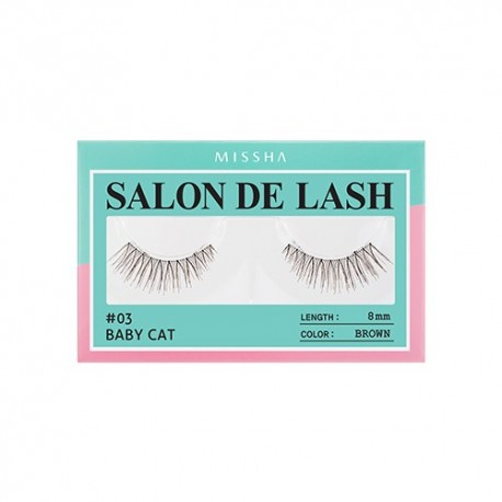 MISSHA SALON DE LASH Nº 3 - BABY CAT