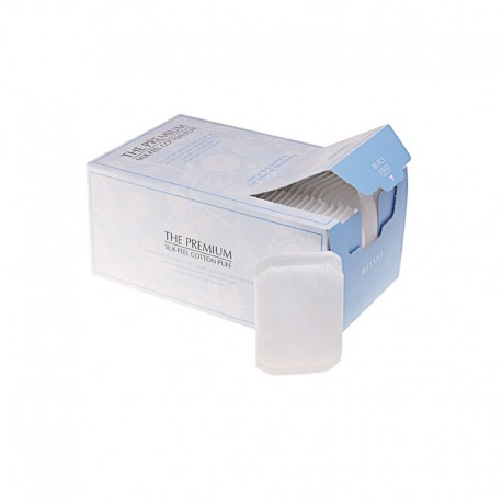 MISSHA THE PREMIUN SILK - FEEL COTTON PUFF - 80 UNITS