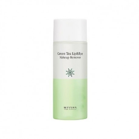 MISSHA THE STYLE GREEN TEA LIP & EYE MAKE-UP REMOVER