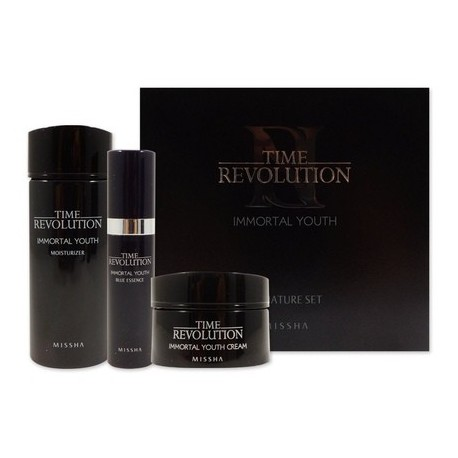 MISSHA TIME REVOLUTION YOUTH MINIATURE SET