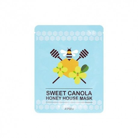 A´PIEU SWEET CANOLA HONEY HOUSE MASK