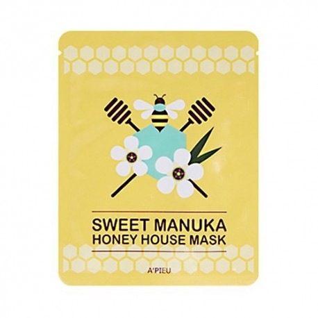 A´PIEU SWEET MANUKA HONEY HOUSE MASK