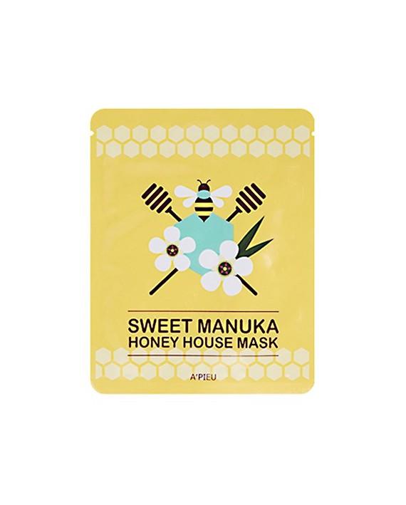 A´PIEU SWEET MANUKA HONEY HOUSE MASK