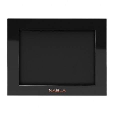 NABLA PALETA CUSTOMIZABLE LIBERTY TWELVE - BLACK